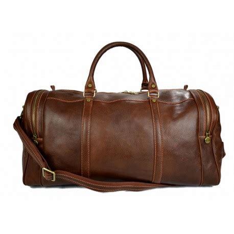 light cabin bag mens leather duffle bag light brown shoulder bag travel