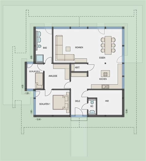 huff homes floor plans huf house bungalow huf haus architektur grundrisse