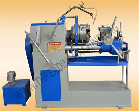 Threading Machine pvc pipe thread cutting machine manufacturer and exporter