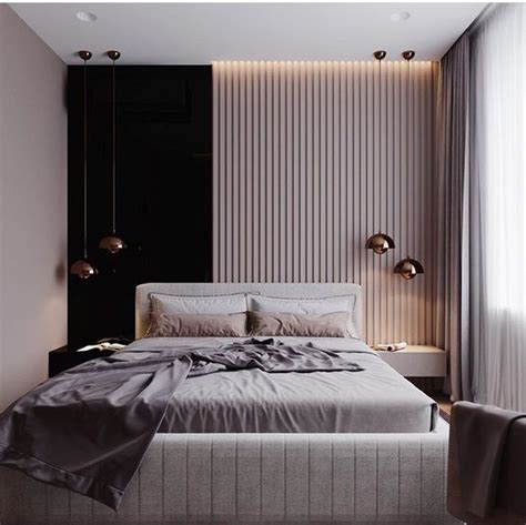modern bedroom design with unusual wall shelves digsdigs 3 tips and 25 ideas for a modern bedroom digsdigs