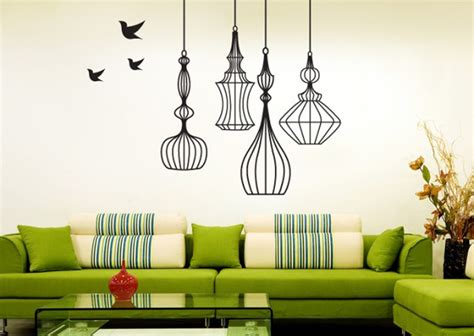 wall ideas wall painting ideas for hall new n design wall decal