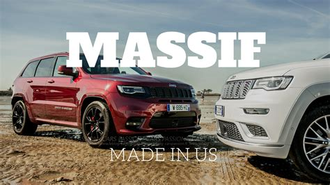 jeep grand srt diesel test jeep grand srt8 crd diesel avis auto