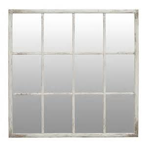 miroir fenetre miroir fen 234 tre carr 233 blanc interior s