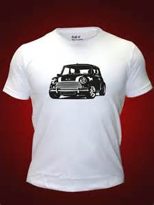 Mini Cooper Clothing Items Similar To Mini Cooper Tshirt Original Mini Cooper