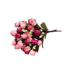 mazzi di fiori finti di fiori finti pianta di felce artifciale pe di fiori