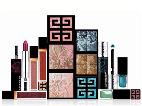 Makeup Givenchy givenchy summer 2010 makeup collection makeup4all