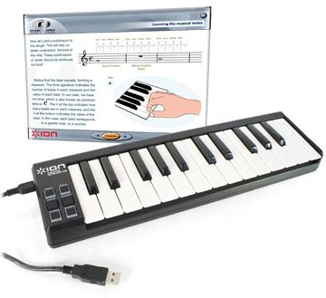 play piano with computer keyboard ion usb discover midi keyboard pc advisor
