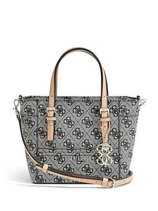 Guess Delaney Mini Palm s clutches and small bags shop top snap travel