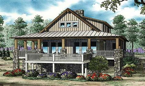 southern low country house plans