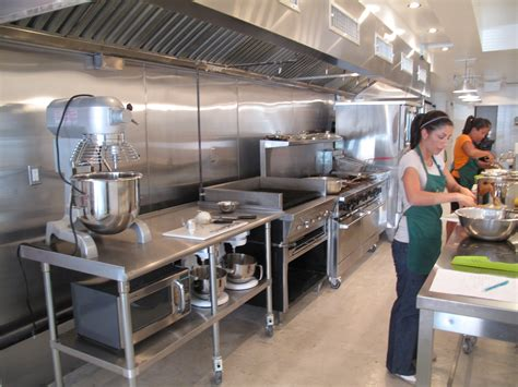 about our commercial kitchen for rent