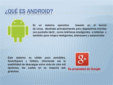 layout android que es sistemas operativos quot android quot