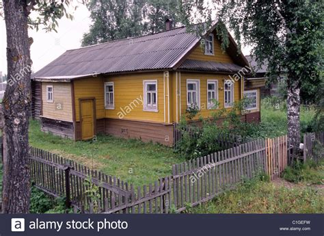 Image Of Country House russia svirstroy isba traditionnal small russian house