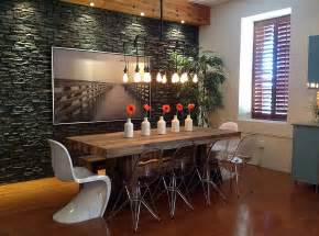 Interior Design Decoration Ideas Decorating Trends 2017 Industrial Dining Room