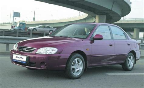 Kia Cars 2005 Maroon 2005 Kia Spectra Car Photo Kia Car Pictures