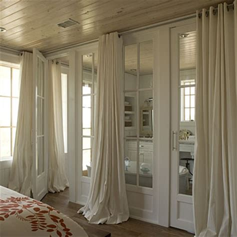bedroom door curtains floor to ceiling drapes design ideas