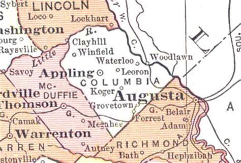 Columbia County Ga Search Georgiainfo
