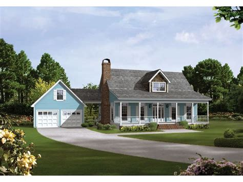 Country Garage Plans by Auburn Park Country Farmhouse House Plans Farmhouse