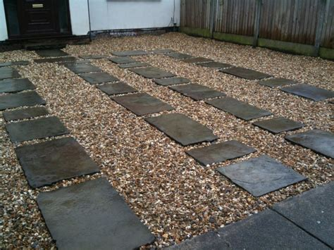 permeable gravel driveway yorkstone netherton liverpool abellandscapes co uk