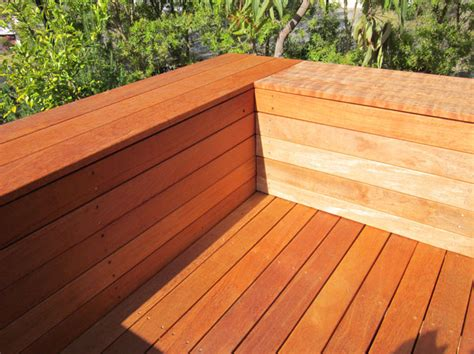 decking bench seat build a diy deck with bench seats the dirt effect