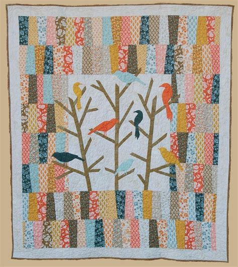 nature quilt pattern 95 best images about quilts modern nature on pinterest