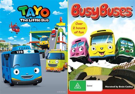 Boneka Bis Tayo By Rend Shop gambar mobil kartun tayo modifikasi mobil