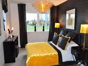 bedroom small ideas black white and gold interalle