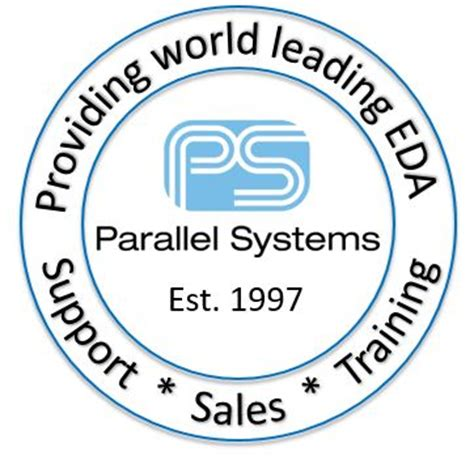 orcad layout logo parallel systems pcb systems orcad eda software
