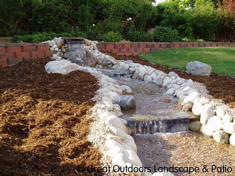 landscape water features denver colorado landscaping water features
