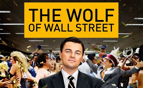 Wolf Of Wall The Wolf Of Wall Street 52a38020131228135228