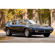 1970 Maserati Ghibli SS  Specifications Photo Price