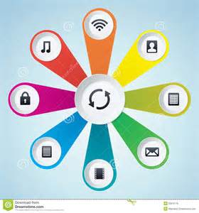 Multimedia Developer by Multimedia Design Elements Royalty Free Stock Image Image 32876176