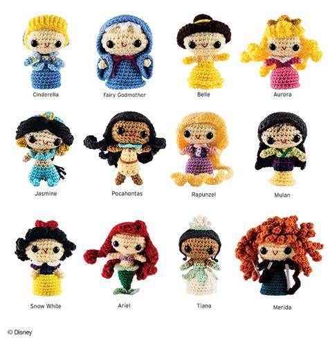 amigurumi pattern disney crochet kits frozen and princesses amigurumi patterns
