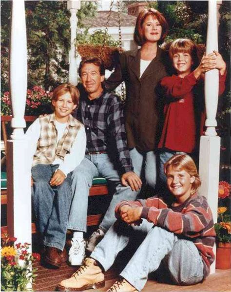 home improvement cast photo sitcoms photo galleries