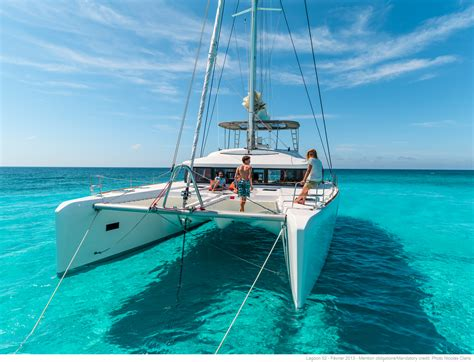 catamaran lagoon lagoon 52 catamaran 40 off in grenada from dream yacht