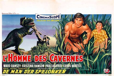 list film dinosaurus dinosaurus 1960 movie poster 5 scifi movies