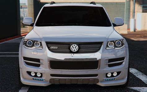 volkswagen touareg 2008 volkswagen touareg 2008 r50 add on replace tuning