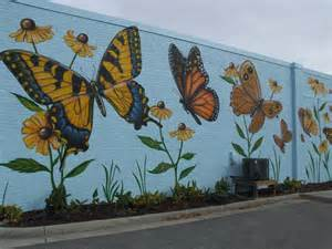 Murals On The Wall Public Art