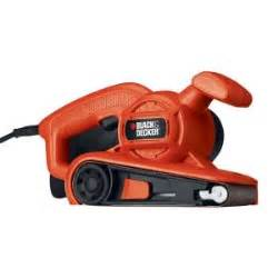 black decker 6 3 in x 18 in belt sander br318 the