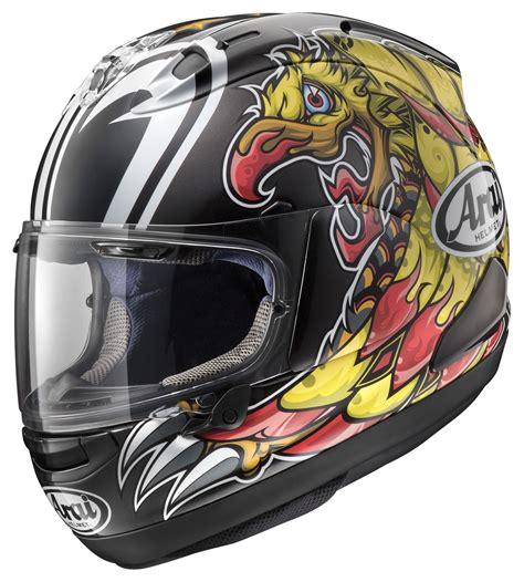 Helmet Arai Shoei arai corsair x nakasuga helmet cycle gear