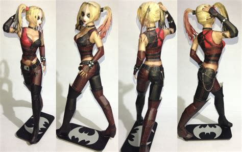Design Works 3d Home Kit by Harley Quinn Papercraft