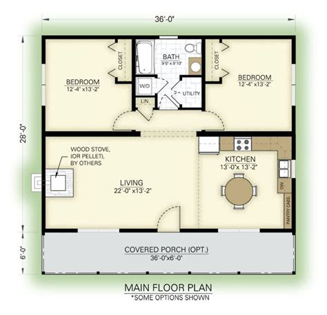 cottage open floor plan 17 best images about arched house plans on pinterest