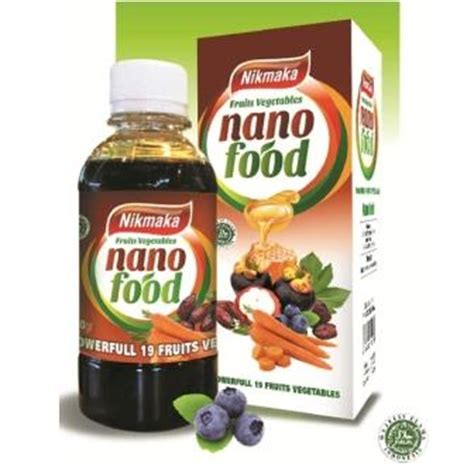 nano food minuman kesehatan herbal wave power nikmaka