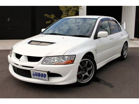 2003 Mitsubishi Evo Specs by Featured 2003 Mitsubishi Lancer Gsr Evo 8 At J Spec Imports