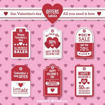 Valentines Offer At Collection by Vectors 4 200 Free Files In Ai Eps Format