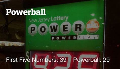 Powerball Drawing Time And Channel Nj winning powerball numbers what time and channel is the