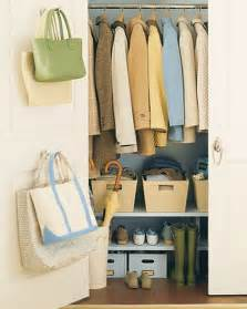 Entry Coat Closet by Practical Storage Ideas For Handbags