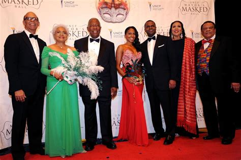 center his wife marjorie left and atlanta mayor kasim reed who is the future mrs kasim reed