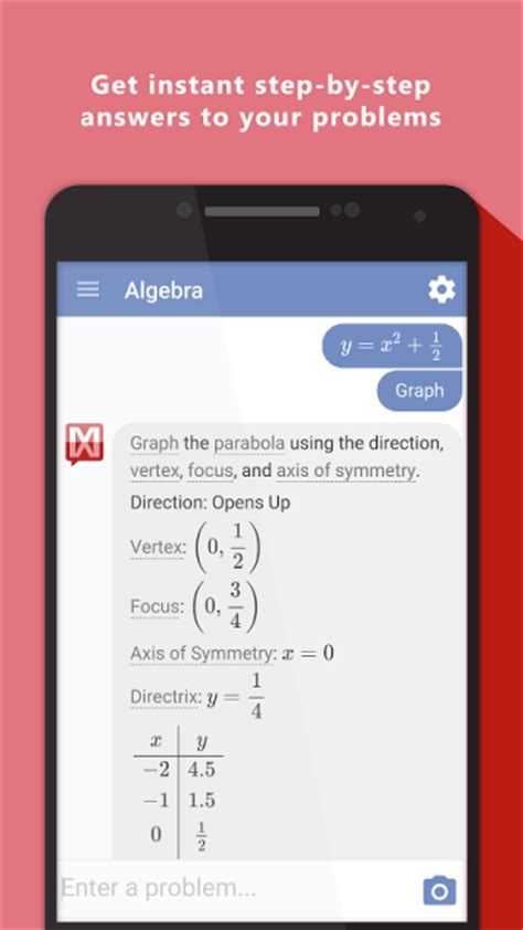 mathway apk mathway math problem solver apk for android aptoide