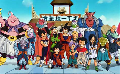 dragon ball z villains wallpaper de onde vem os estranhos nomes dos personagens de dragon ball