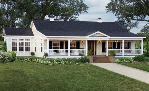 wrap around porch cost manufactured homes with wrap around porches bing images